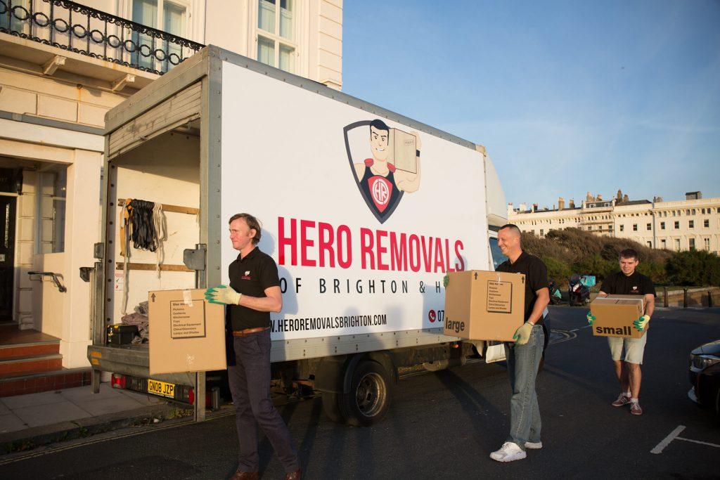 Home Removals Brighton